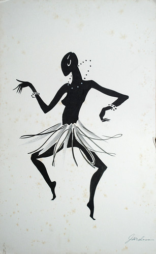 artwork dancing silhouette 2 before retouch