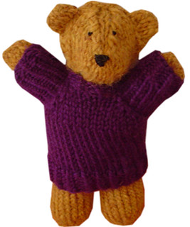 Knitted Teddy Bear Pattern Ravelry : Ravelry: two hour teddy bear pattern by The Knit Cafe Toronto