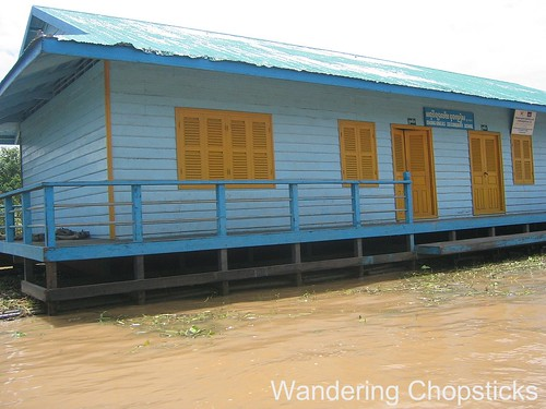 Chong Kneas Floating Village 11