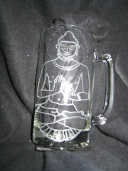 Budha mug for Carolina