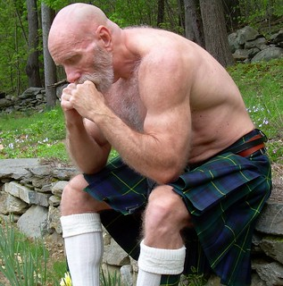 gary in the kilt by NH woodchuck