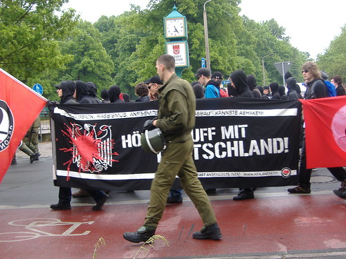 Anti-Facism March (2)