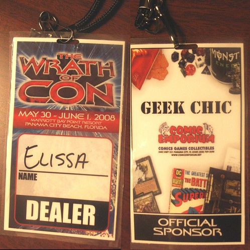 Wrath of Con badge