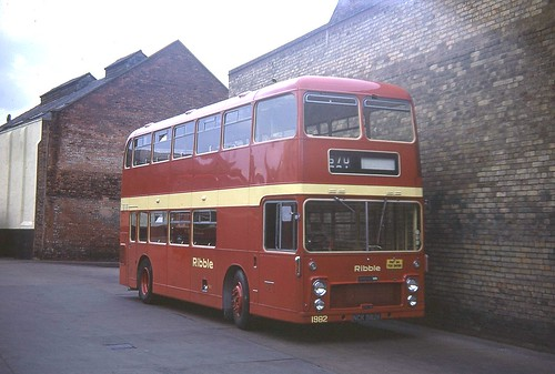 Bus UK Ribble Motor Services Pre 1988 | Flickr
