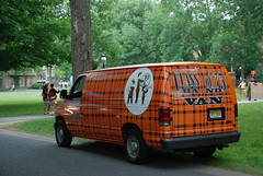 The Band Van (Joe Shlabotnik) Tags: princeton van 2008 reunions princetonband may2008 reunions2008