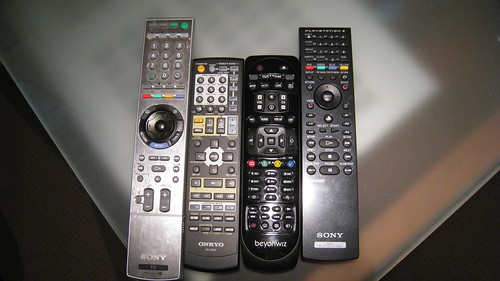 Our remotes