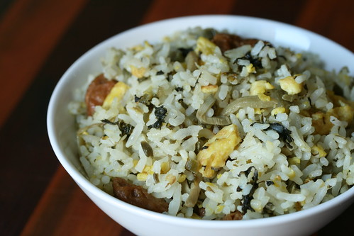 Easy Vegetarian Fried Rice