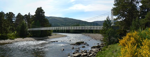 Bridge over the Dee