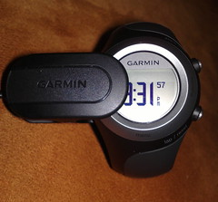 2574016616 def62644a3 m Garmin Forerunner 405   The Review