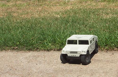 Humvee command vehicle | Expedition Portal