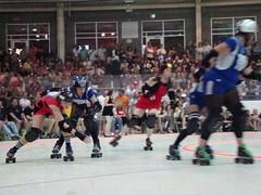 DSC09162 (Holly Baranowski) Tags: rollerderby rollergirls baltimore charmcityrollergirls ccrg mobtownmods nightterrors