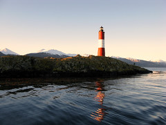 Les Eclaireurs Lighthouse (scifilullabies) Tags: patagonia lighthouse argentina del tierradelfuego hiking fuego tierra beaglechannel leseclaireurs