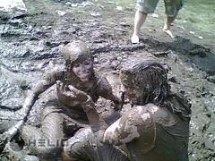 mud wrestling (MichaelMerhar) Tags: ocean helio