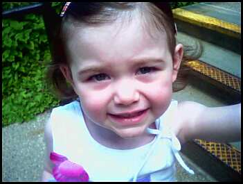 Lily circa one plus years