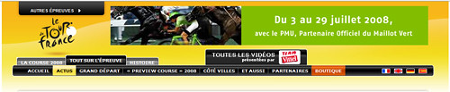 site officiel le tour.fr