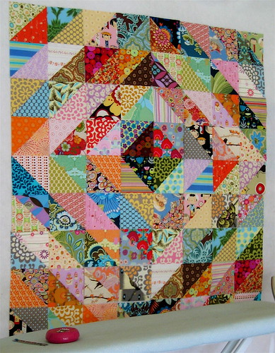 values quilt tutorial