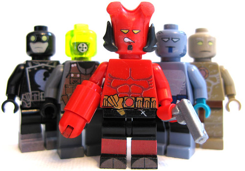Jordan's Hellboy is the ultimate custom LEGO minifig   The ...