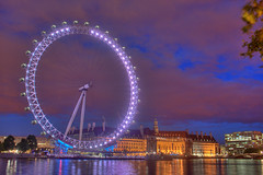 The London Eye : Top Tourist Attraction in London