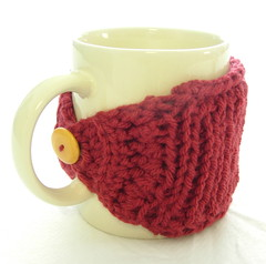 Gryffindor House Pride Mug Cozy