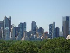 View of New York City (IslesPunkFan) Tags: nyc newyorkcity skyline buildings skyscrapers metropolitanmuseum metropolitanmuseumofart metnewyorkcity