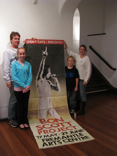 hamilton hill clan with banner