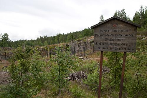 Kongsberg - Knutefjell - Selsli - Bolkesjø
