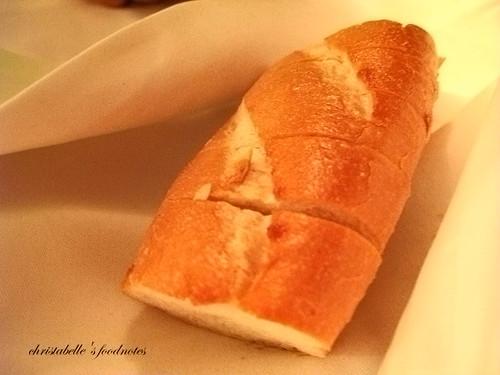 茹絲葵餐前法國麵包