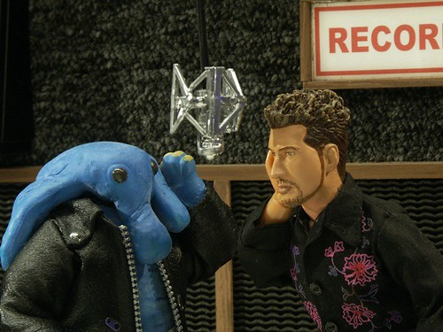 ''Robot Chicken: Star Wars Episode II'' is a go. Just days after the Adult ...