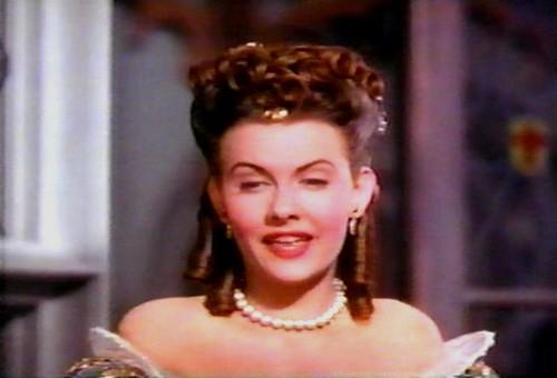 1950 academy awards costume