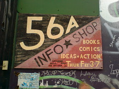 Picture of 56a Infoshop, SE17 3AE