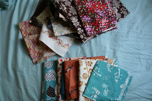 to-quilt piles