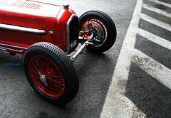 Alfa Romeo P3 vintage GP car (essichgurgn) Tags:  automobiel car motorcar automobile macchina auto vettura automvil carro coche vehculo voiture    makin karru avtomobil oto   cotxe mba      kocsi bl otomobil  karu  emutukaa  veitura  samochd automvel       motokari awto     vehicul mashin oyto vintage grand prix nuvolari