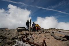 北海道第二峰に登頂