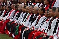 arcebispos na foto oficial