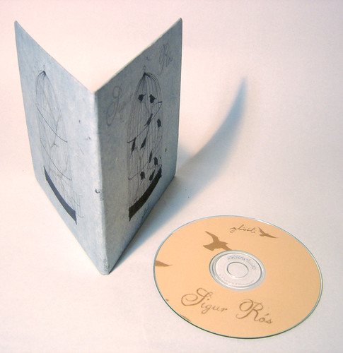 Sigur Ros single packaging