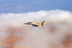 Clouds surfing..., IAF F-15I Eagle Ra'am  Israel Air Force (xnir) Tags: people test art 20d canon photography eos israel fly inflight scenery fighter photographer force lift eagle action aircraft aviation military air flight center best boeing af airforce douglas  idf nir mcdonnell f15  iaf benyosef superiority  heyl    f15i  wwwxnircom xnir   idfaf haavir flighttestcenter f15 f15inir  iafftc  photoxnirgmailcom
