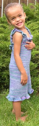 Fairy dress (front)