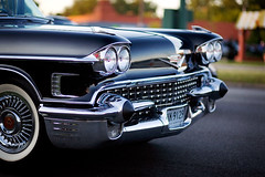 Cadillac - by *Ann Gordon