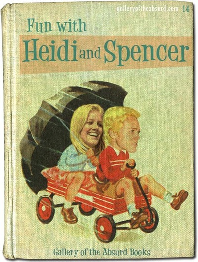 Spencer and Heidi