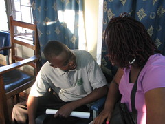 David Kaunda 118 (LearnServe International) Tags: travel school education international learning service 2008 zambia shared lsi cie rolanda bycarmen learnserve lsz lsz08 davidkaunda