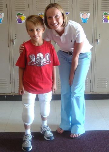 Blake's 3rd Grade Teacher