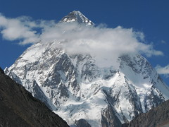 Concordia, Baltoro Glacier, Karakoram, Pakistan (Marc_P98) Tags: pakistan cloud mountain snow ice rock trek view peak glacier summit concordia k2 karakoram baltoro
