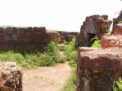Fort Aguada 49 (bobebear) Tags: sea india by port coast trading when western ft they arabian built aguada ruled portugese