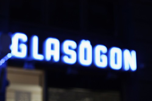 glasögon