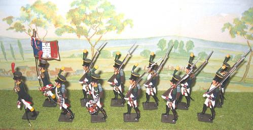 Soldatini napoleonici CBG 1950