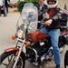 Thompson on Harley, 1993
