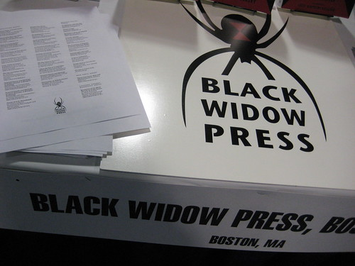 Black Widow Press