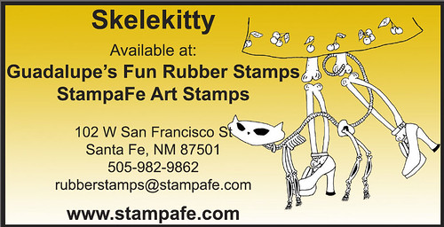 Rubber Stamp Madness ad nov/dec/jan 08