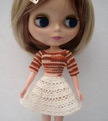 beautiful outfit for blythe