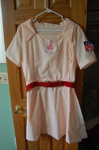 Peach Uniform #2